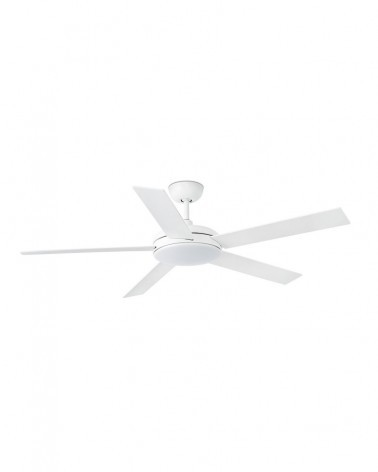 NOVA LED White ceiling fan - 33420UL