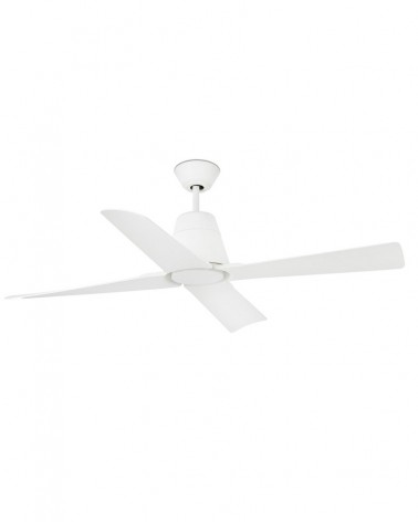 TYPHOON White ceiling fan with DC motor - 33480UL