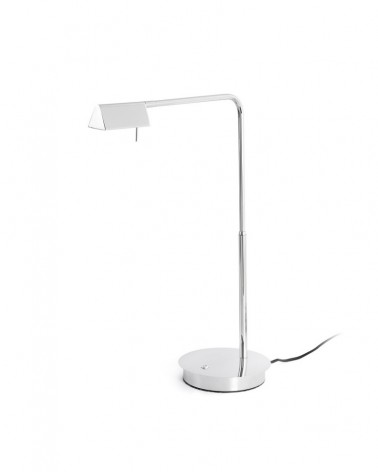 ACADEMY LED Chrome table lamp - 28202