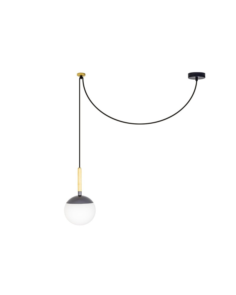 MINE Grey pendant lamp - 28376