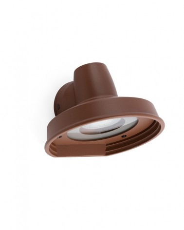 BRONX Brown wall lamp - 71194